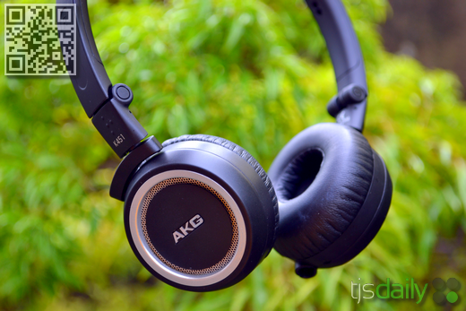 AKG K451 Headphones Review
