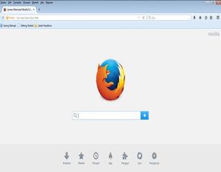 Cara Menghapus Riwayat Mozilla di Laptop