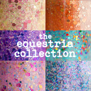 Rainbow Honey Equestria Collection