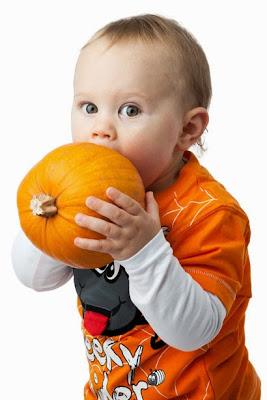 Halloween Healthy Treats Kids Like