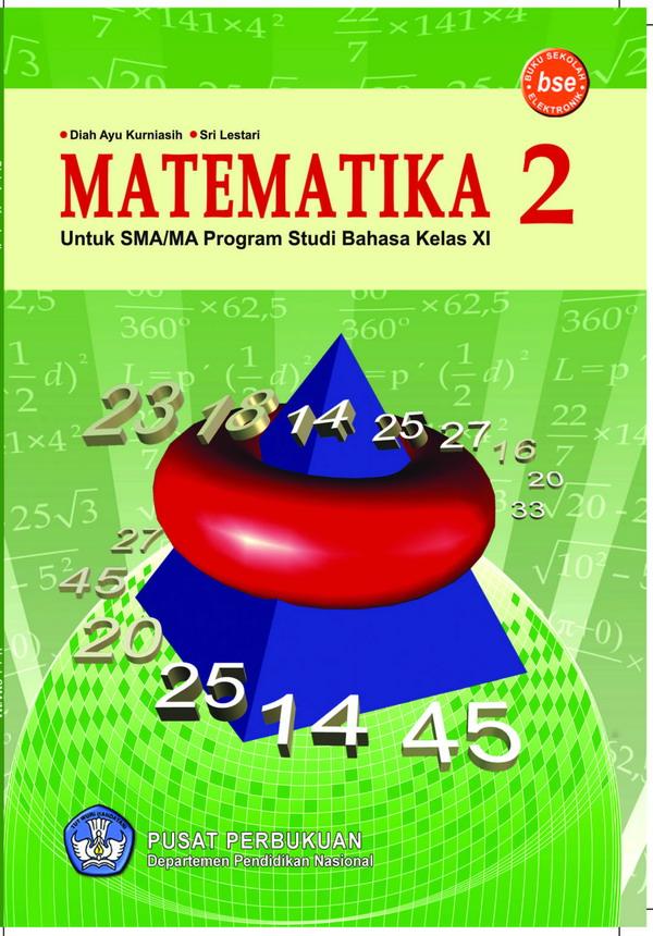 Bs E For Edu Matematika 2 Bahasa Kls 2 11 Sma