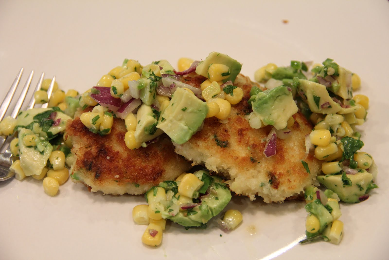 Shrimp Cakes - use shrimp instead of crab to make these crunchy ...