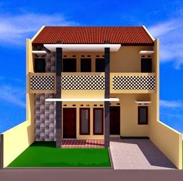 kumpulan rumah sederhana terbaru desain rumah sedehana