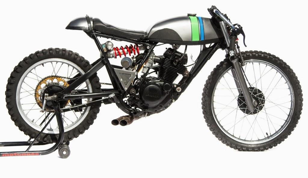sideblog: Deus Bike Build-Off