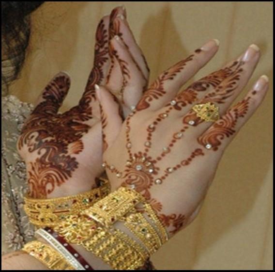 Bridal Mehndi New York : Indian bridal mehndi designs desings
