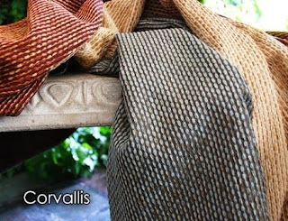 Corvallis, fabric chenille