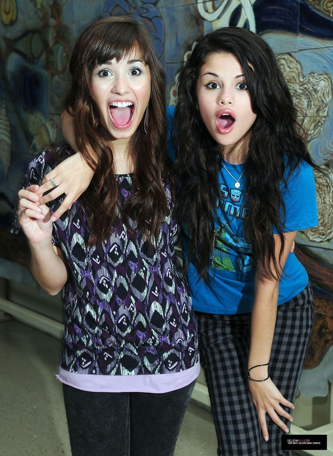Demi lovato & Selena Gomez wallpaper HD for screensaver  - demi lovato and selena gomez wallpapers
