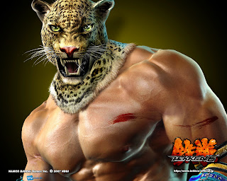 Tekken Armor King Wallpaper