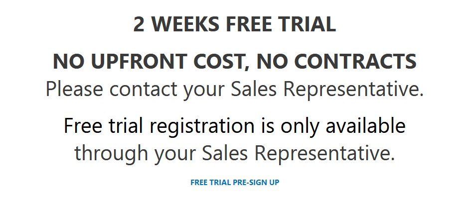 Connect Ph Alliance-Customer Trial Sign Up