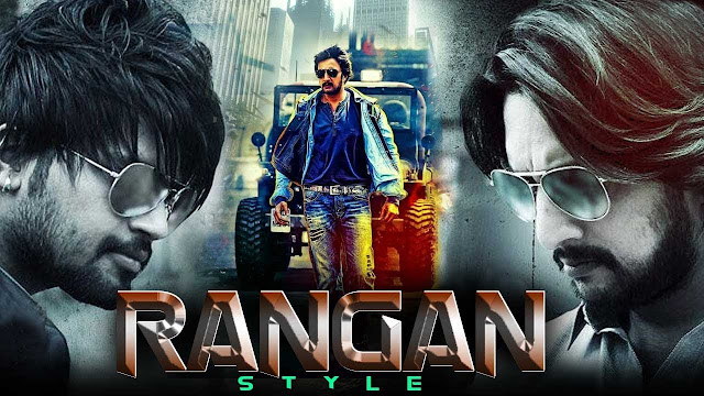 Rangan Style (2018) Hindi Dubbed HDRip | 720p | 480p