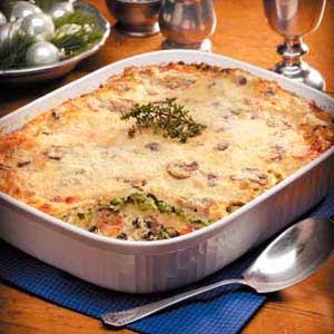 Chesapeake Bay Country Crab Lasagna