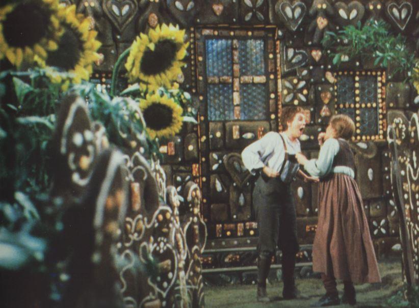 Engelbert Humperdinck: Hänsel und Gretel – A film by August Everding