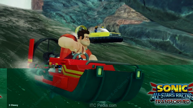 Sonic Sega All Stars Racing Repack MACOSX - MONEY