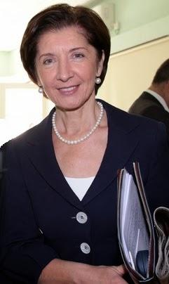 Oksana Tomova, Slovak Ambassador