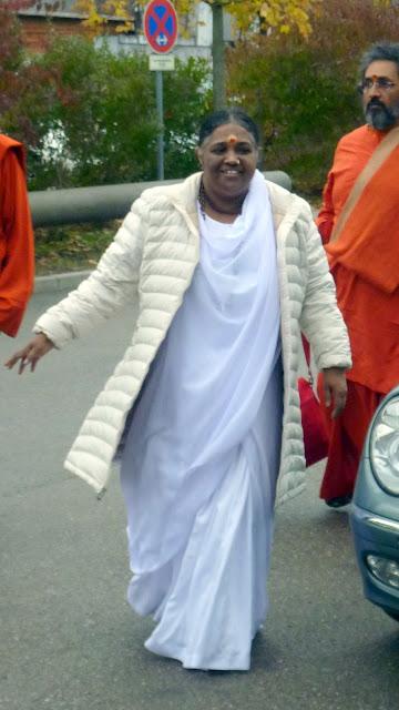 ... la rencontre de l'Inde ...: Expérience spirituelle à l'ashram d'Amma