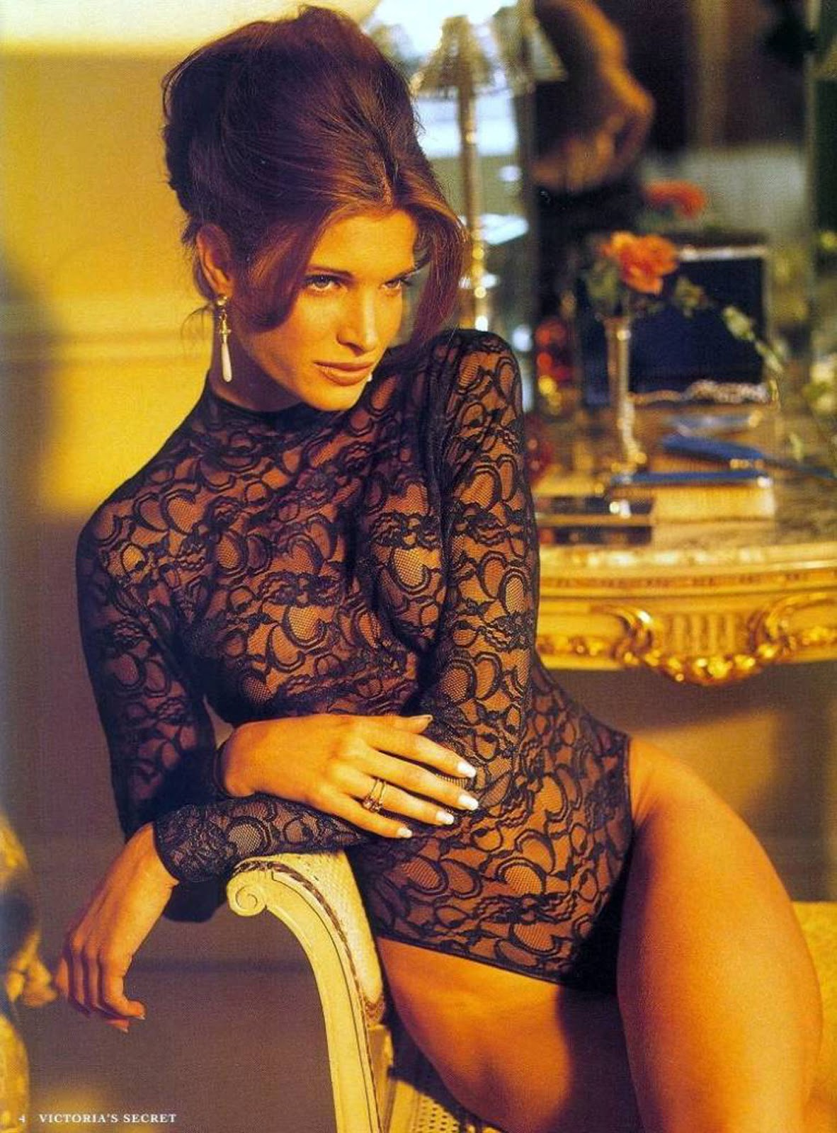 Eniwhere Fashion - Top Models 90's - Stephanie Seymour