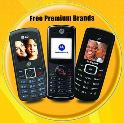 Free cell phone coupons