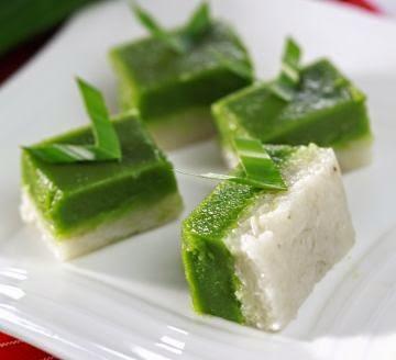 Resep Ketan Lapis Sarikaya yang enak dan gurih