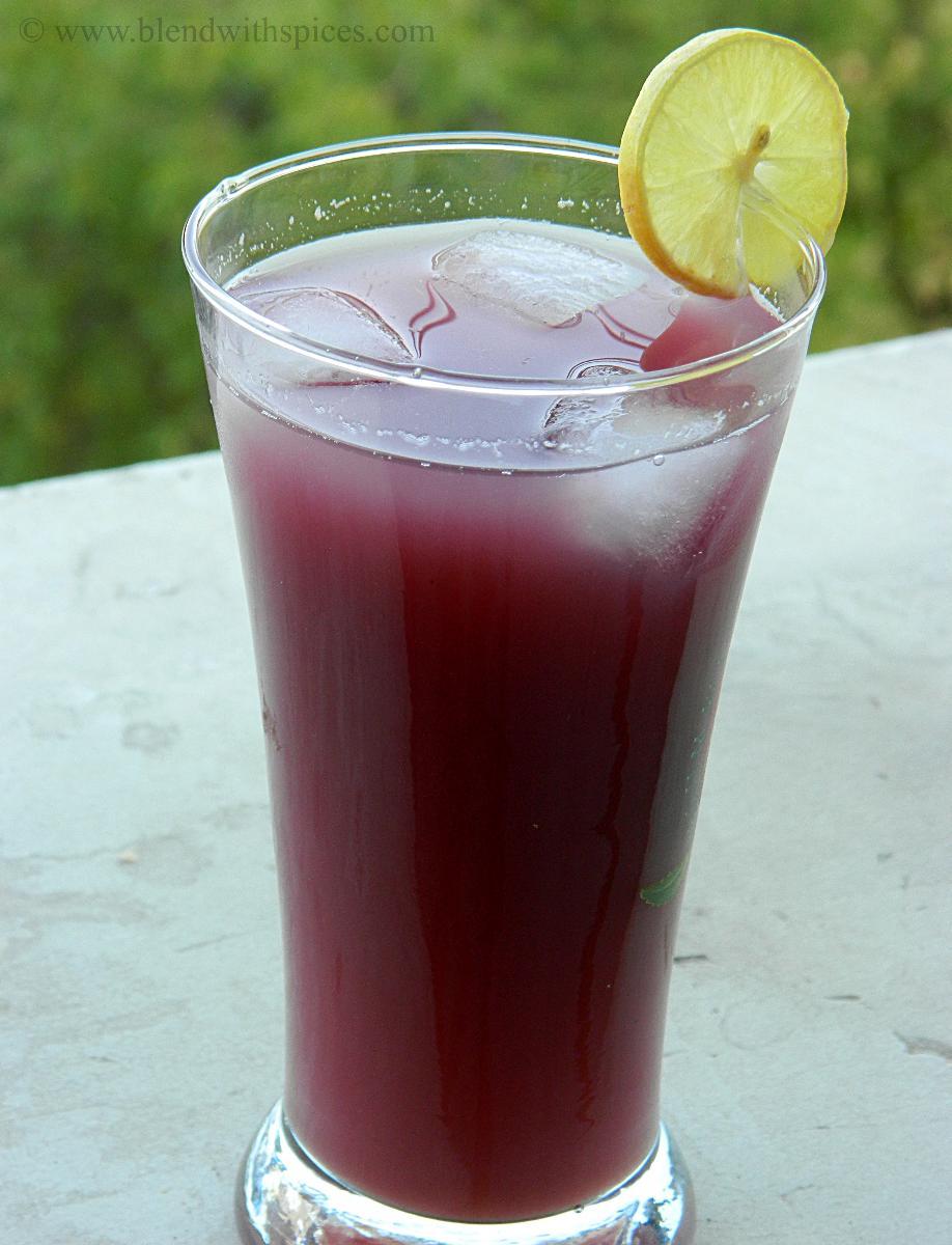 Grape Recipes Juice Grape Juice Recipe Summer