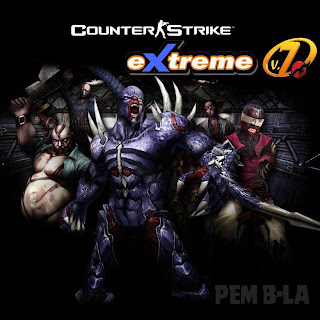 Download Game Gratis: Counter Strike Extreme v7 Full Version