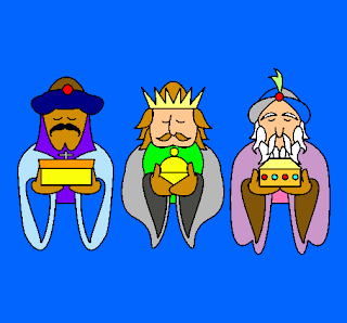 The Three Wise Men's Images, part 4