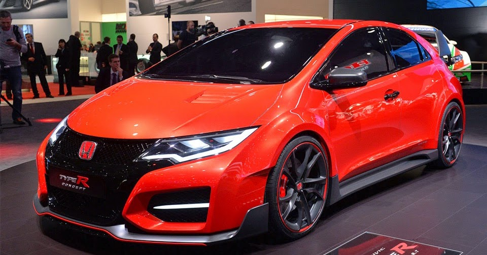 MultiCar.com: Brand New Honda Civic Type-R Debut With 13- hp
