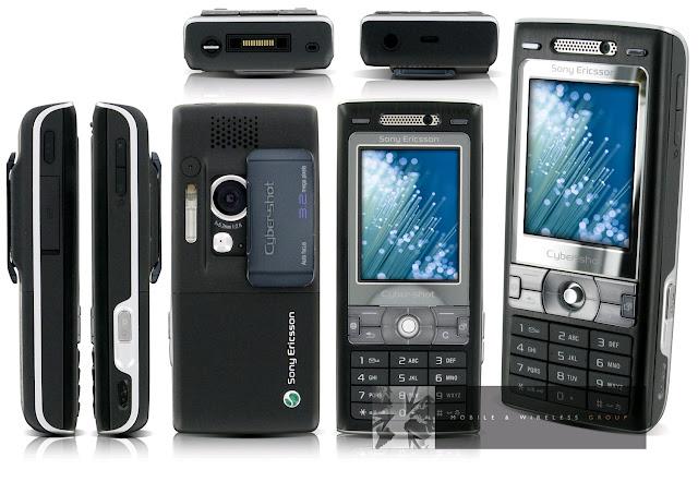 Мобильный телефон Sony Ericsson K800i Black с хорошей камерой со вспышкой, автофокусом и различными настройками, недоступными большинству моделей