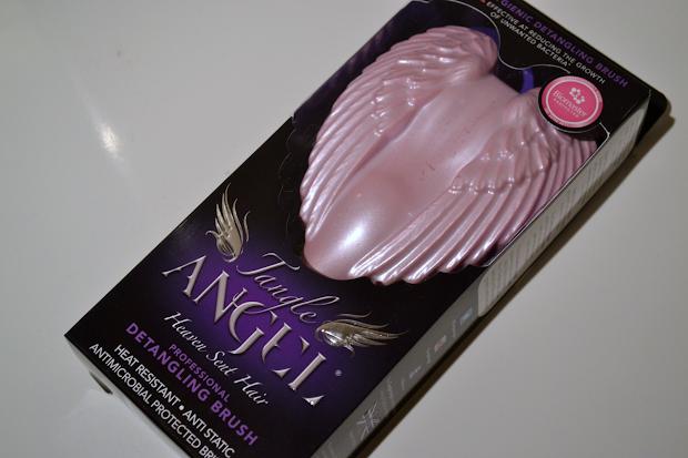girl north tangle angel brush