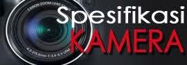 Spesifikasi Kamera