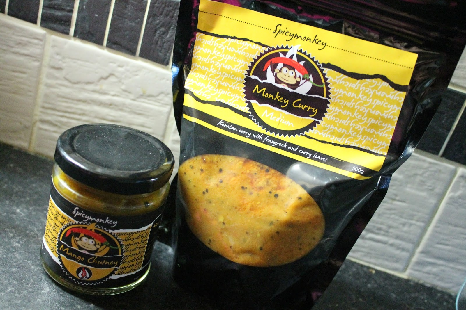 Spicy Monkey - North East Local Food Businesses