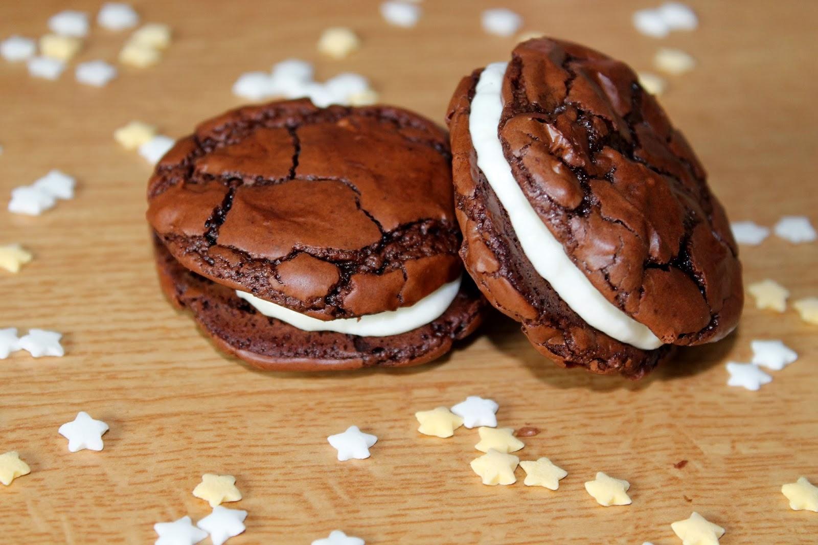 Sandwich cookie for En cuisine qu est ce qu une girolles