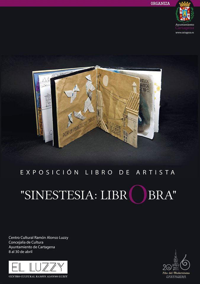 SINESTESIA : LIBROBRA