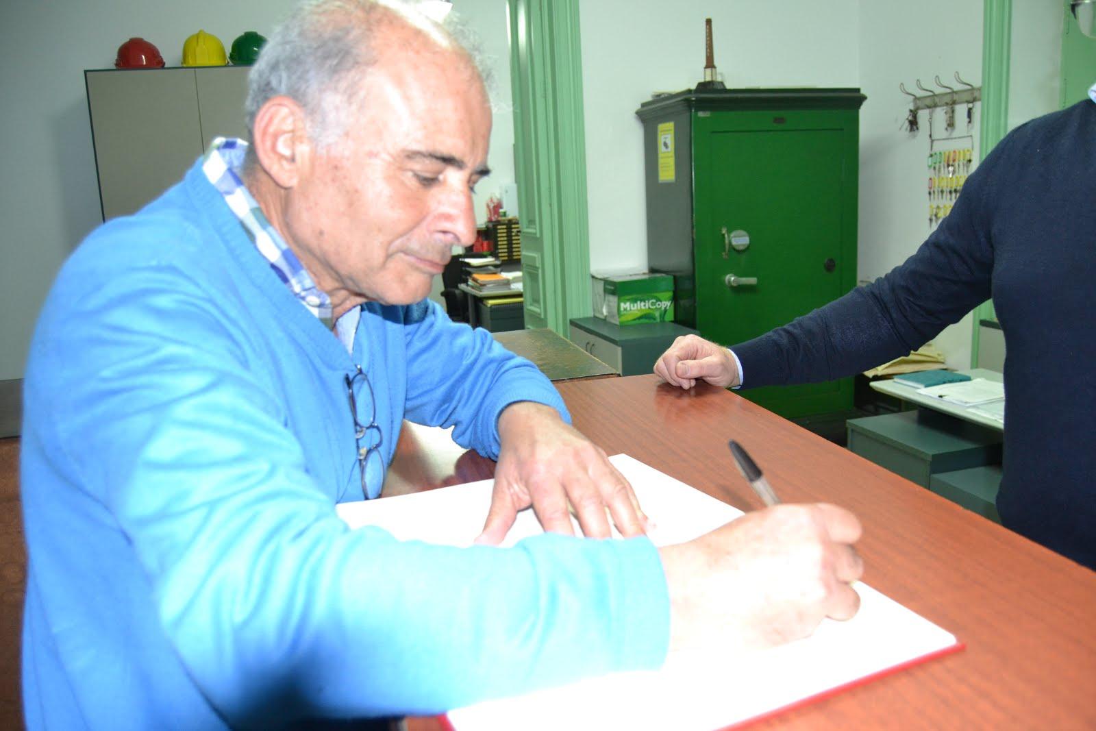 Visita de Heredad de Sardina del Sur