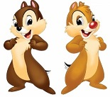 CLICK TO CHOOSE AND BUY CHIP & DALE HERE!