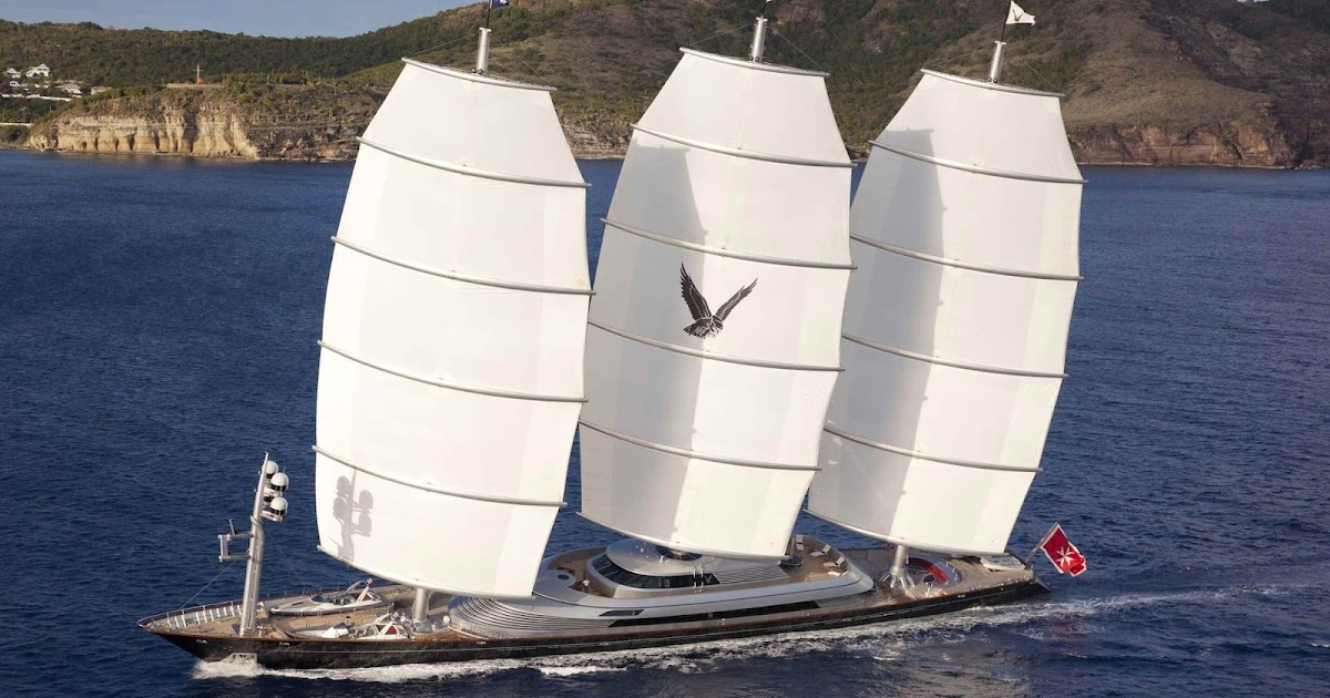 Maltese Falcon Superyacht Photos Marine Vessel Traffic