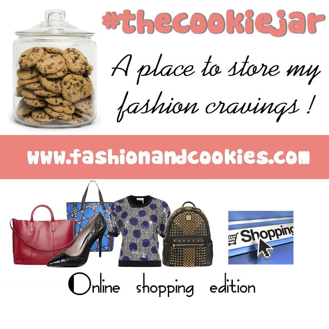thecookiejar, Fashion and Cookies, online shopping wishlist
