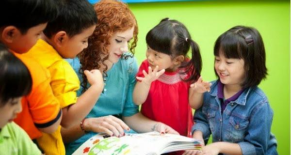 Prinsip Pembelajaran Bahasa Anak Usia Dini