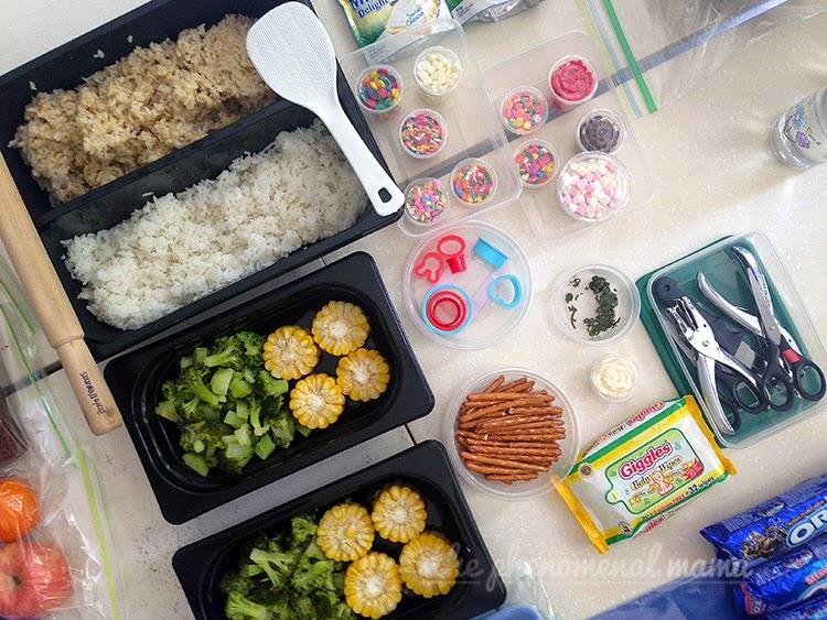 the phenomenal mama diy oreo bento lunch box. Black Bedroom Furniture Sets. Home Design Ideas