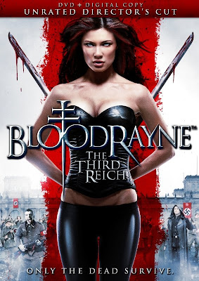 Watch BloodRayne: The Third Reich 2010 BRRip Hollywood Movie Online | BloodRayne: The Third Reich 2010 Hollywood Movie Poster