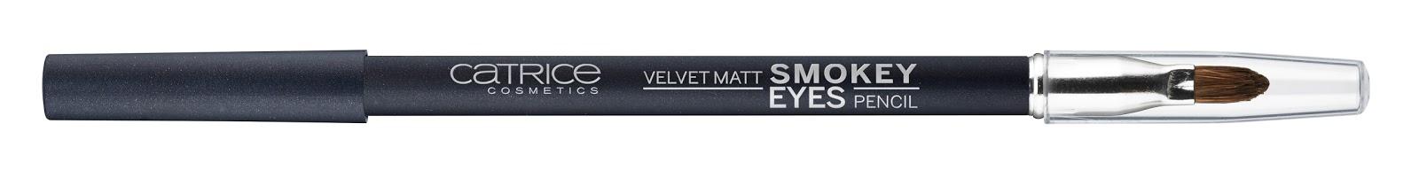 Catrice - Velvet Matt Smokey Eyes Pencil