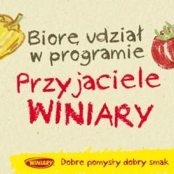 Jestem przyjacielem Winiary