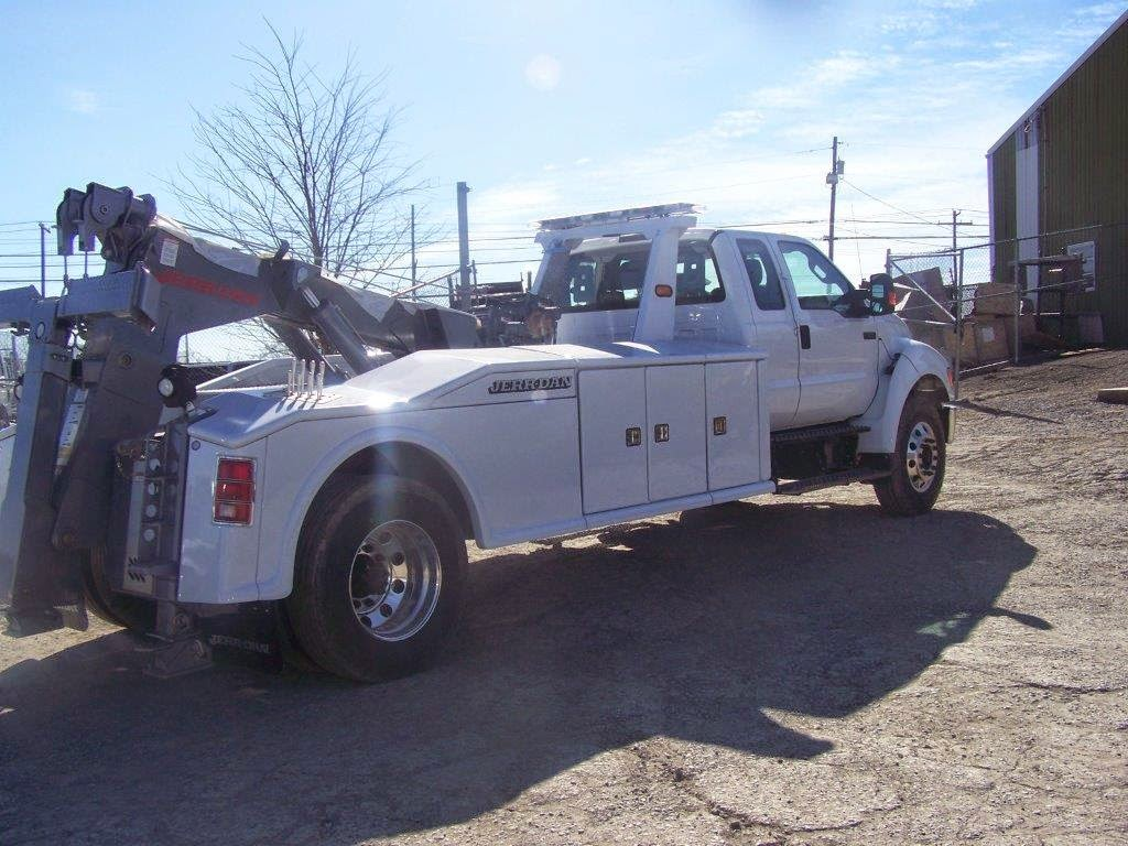 Boom Truck Sales  U0026 Rental  2015 Ford F750 Extended Cab 16 Ton