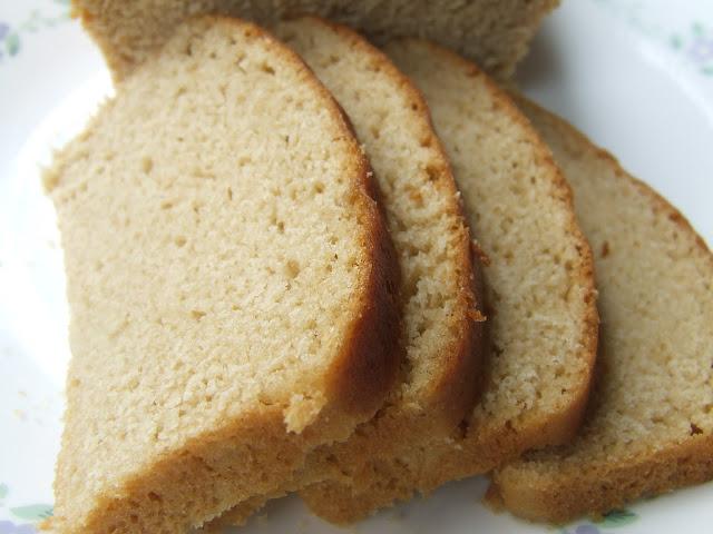 AMBROSIA: BASIC WHOLE WHEAT BREAD / ATTA BREAD
