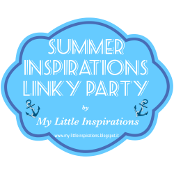 Summer Inspirations Linky Party 2016