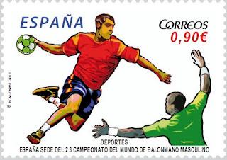 España: España sede del 23 Cto. del Mundo de Balonmano Masculino