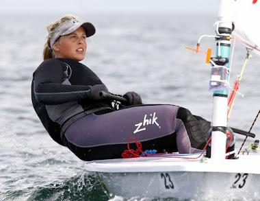 Alberte Lindberg, championne danoise