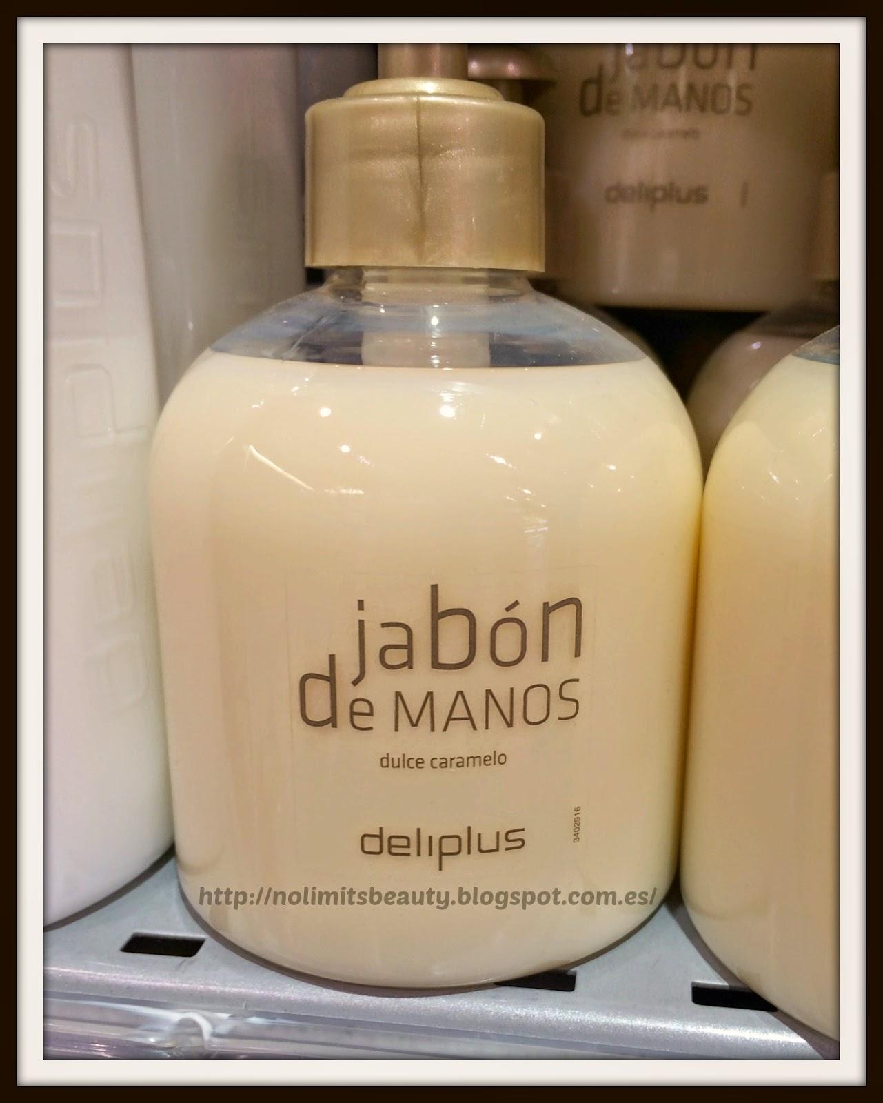 Jabón de Manos Dulce Caramelo