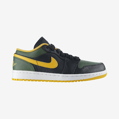 Air Jordan 1 Low Men's Shoe # 553558-037