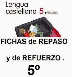 REPASO-REFUERZO.LENGUA 5º