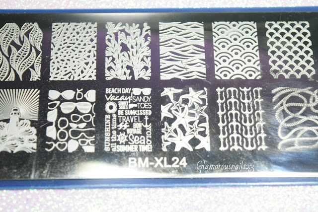Bundle Monster BM-XL24 Stamping Plate